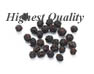 #1 Grade Dry Black Peppercorns, close up