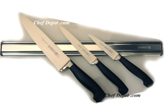 Aluminum Magnetic Knife Bars
