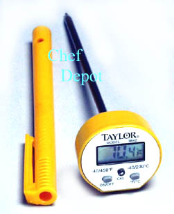 Pro Digital Thermometer