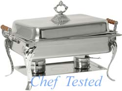 Elegant Buffet Stainless Steel Chafer