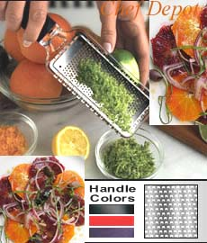 Microplane Grater Colors