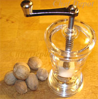 Whole Nutmeg Grater