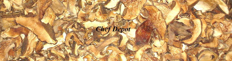 Select #1 Grade Dried Porcini Mushrooms