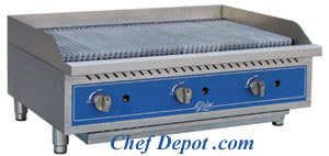 chefs favorite char broiler and burger grill