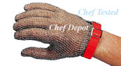 Braided Heavy Staniless Steel Mesh Glove