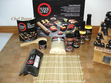 Sushi Making Set & Kit