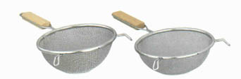 Single Mesh Strainer & Double Mesh Strainer Set