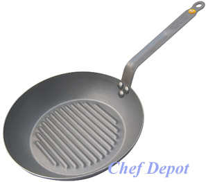 Heavy Duty Steel Grilling Pan