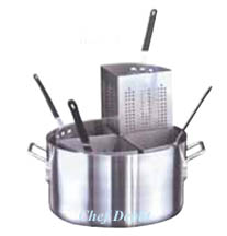 Heavy Duty Stainless Pasta Cooker Pot