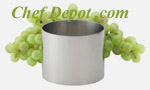vegetable food stainless steel mold rings