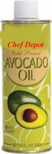 Pure Avacado Oil 17 oz.