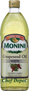 Pure Grapeseed Oil 1 Liter