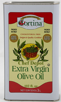 Extra Virgin Olive Oil 3 liters