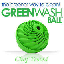 Green Wash Ball