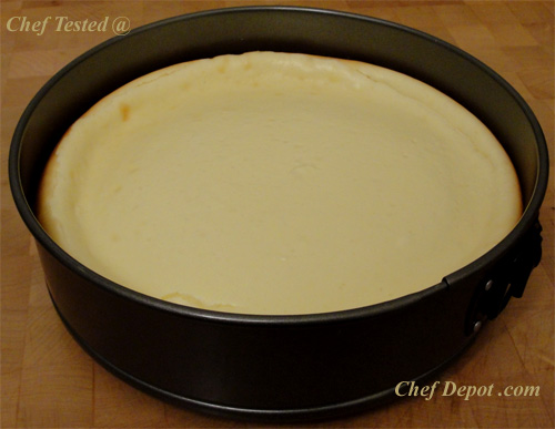 Best Cheesecakes starts with our quality springform pans