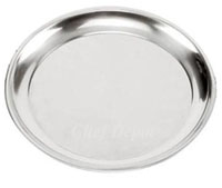 Stainless Steel Pizza Pan