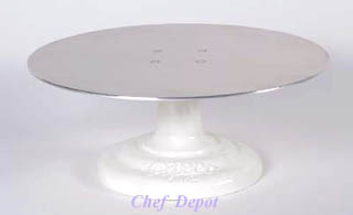 Cake Pedestal Turntable