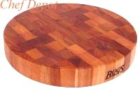 John Boos End Grain Cherry Cutting Board