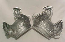 Chicken Cake Mold