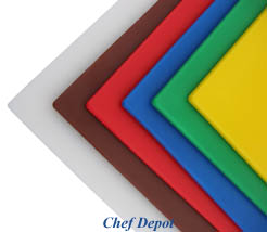 Colored Poly Cutting Board