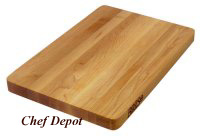 John Boos & Chef Depot Cutting Board