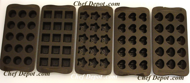 Candy & Butter & Chocolate Molds