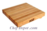John Boos Maple Gift Block