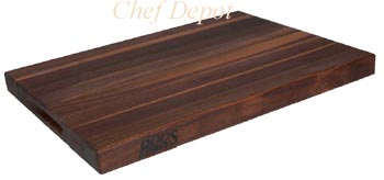 Chef Depot & John Boos Walnut Blocks