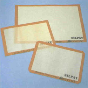 Silpat / Silpad Silicone Baking Mats