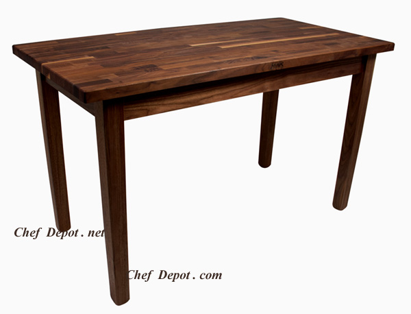 Walnut Country Table