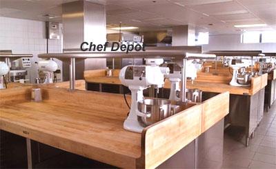 Chef sous chef executive chef culinary arts school find culinary schools garde manger food - Kitchen design school ...