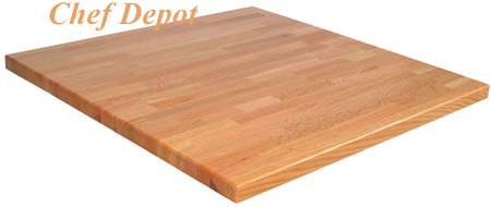 Edge grain blended Oak Wood Counter Top