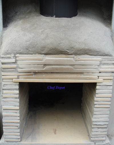 do it yourself brick ovens