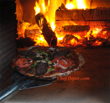wood oven pizza plans