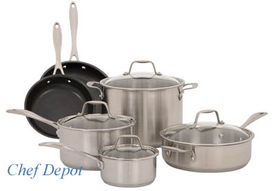 Usa Made Cookware American Cookware Sets Usa Pot Usa