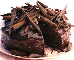 chocolate dessert cake ideas