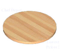 Wonderful Round Butcher Block Table Top