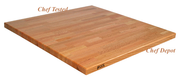 Our Select Blended American Red Oak Kitchen Counter Tops Feature Clic Style You Will Love This Edge Grain In Your