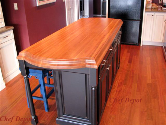 butcher block, new kitchen counters, butcher block table tops Kitchen Counter Island Table