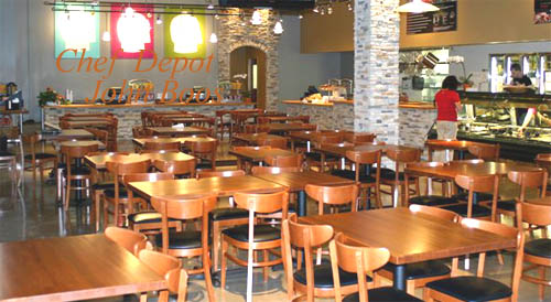 Cherry Table Tops & Restaurant remodel