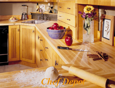 butcher block, new kitchen counters, butcher block table tops