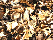 Select #1 Grade Dried Forest Mushroom Blend