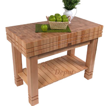 John boos kitchen tables maple carts cucina americana carts american heritage groove block watchthetrailerfo