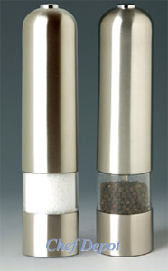 Free Peppermills with 400.00 or more Purchase of Furniture