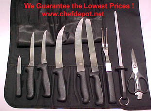10 piece Butchering Set