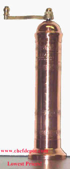 Copper Pepper Mill Reviews