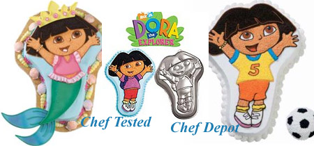 Dora the Explorer Cake pan