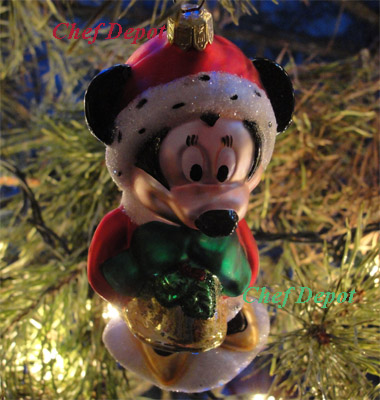 Disney Mickey Mouse Christmas Ornaments