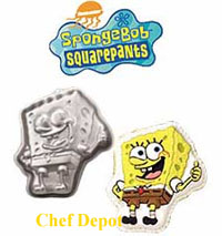 Spong Bob Square Pants Cake pan
