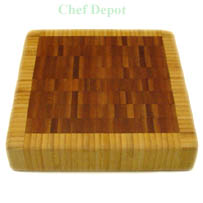 Chef Depot Bamboo Cutting Board